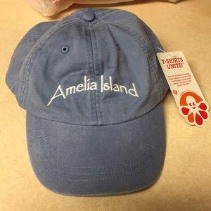 NWT Amelia Island Florida Hat - Baseball Cap